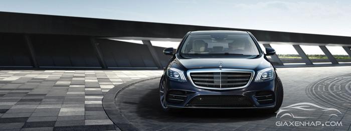Xe mercedes s 450 luxury