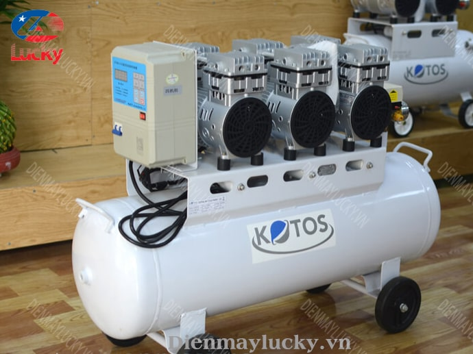may-nen-khi-mini-khong-dau-kotos-3-hp-70-lit